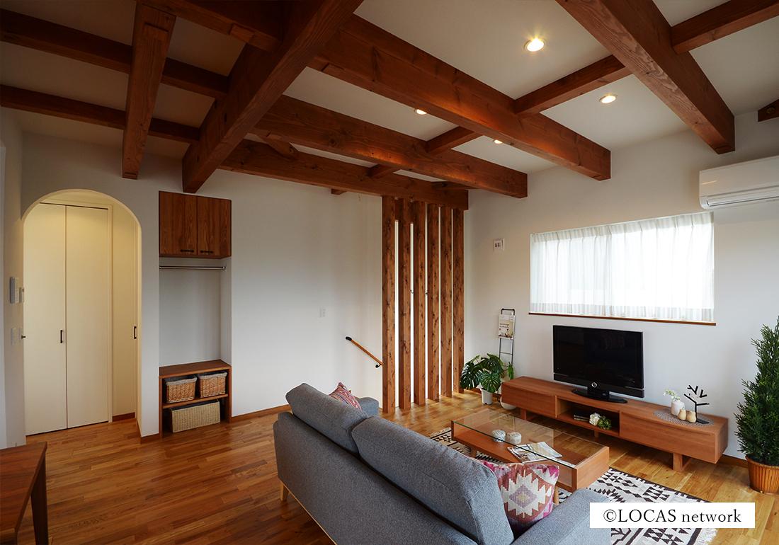 R DESIGNの家